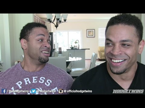 Blooper Outtake @hodgetwins