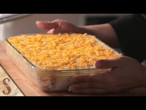 How To Make Mixed Seafood Fisherman's Pie