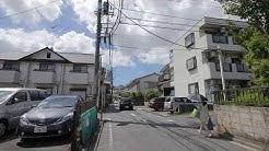 【4K】 Videowalk from Kikuna to Ramen museum