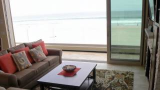San Diego Vacation Rental -Your home in Paradise. Oceanfront with Disappearing doors Check it Out!!!