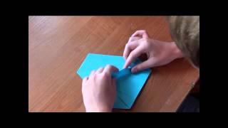 http://nashydetky.com Оригами акула (видеоурок).wmv