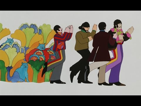 Yellow Submarine (1968) FILM REVIEW
