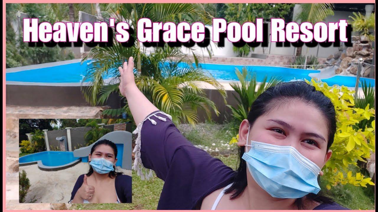 Heaven's Grace Pool Resort   Ju Learns - YouTube