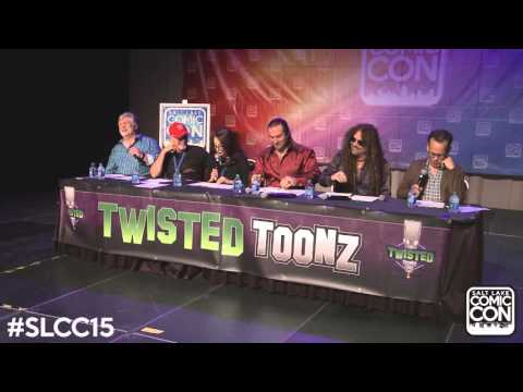 Twisted Toonz - Voice Actors Read Harry Potter & Chamber of Secrets at SLCC15 (Official)