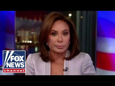 Judge Jeanine: Mueller's war on Trump was put on display