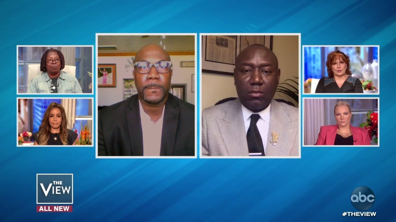 George Floyd's Brother Philonise & Family Attorney Ben Crump on Systematic Racism | The Vie