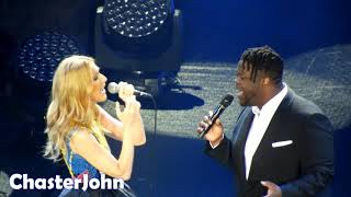 beauty and the beast celine dion live in manila july 20 2018