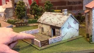 Dave Graffam buildings for Bolt Action