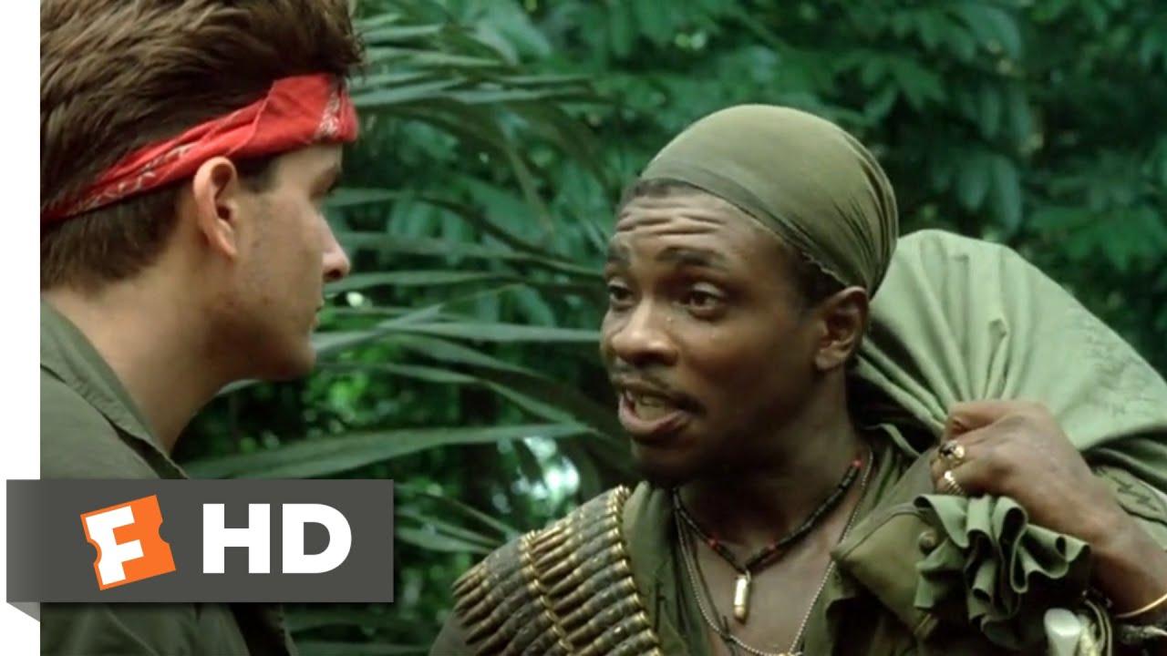 Download Platoon (1986) - Pecker Hard, Powder Dry Scene (9/10)   Movieclips