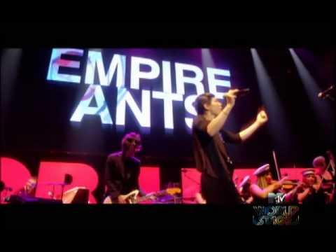 Gorillaz - Mtv World Stage - Empire Ants (Ft. Little Dragon) Live at Roundhouse, UK