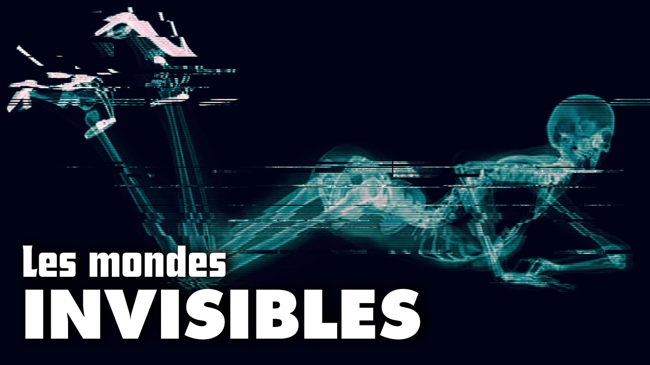 Voir dans l'invisible / Transpercer les objets !