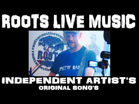 Spud - Original song  (I Cant Get Penetration on Tinder) Nottingham music roots live music video