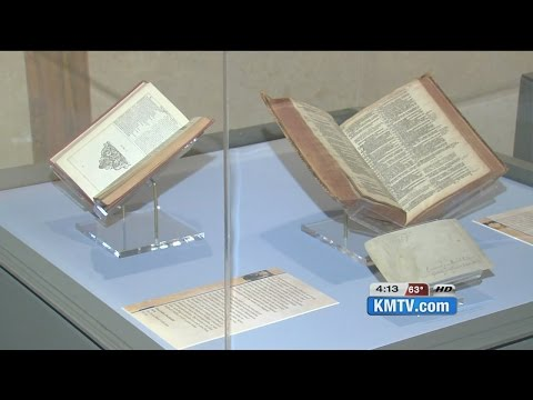 Rare Shakespeare book on display at the Durham