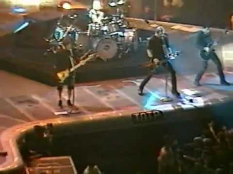 Metallica Barcelona Hero Of The Day Palau St Jordi 1996 (23-09-96) - Official Alternative Video