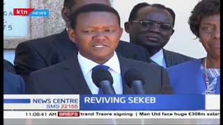 Ukambani leaders vow to bring back South Eastern Kenya Economic Group{SEKEB}