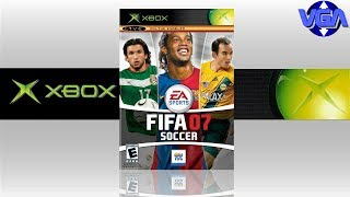 Fifa 07 gameplay ea sports ps3 xbox 360 pc ps2 2008 HD