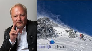 PETER HEAVEN & blue light orchestra - hymn of the mountains - majestic trumpet