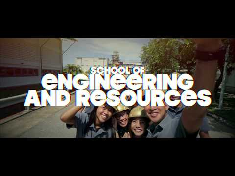 School of Engineering and Resources // Trailer