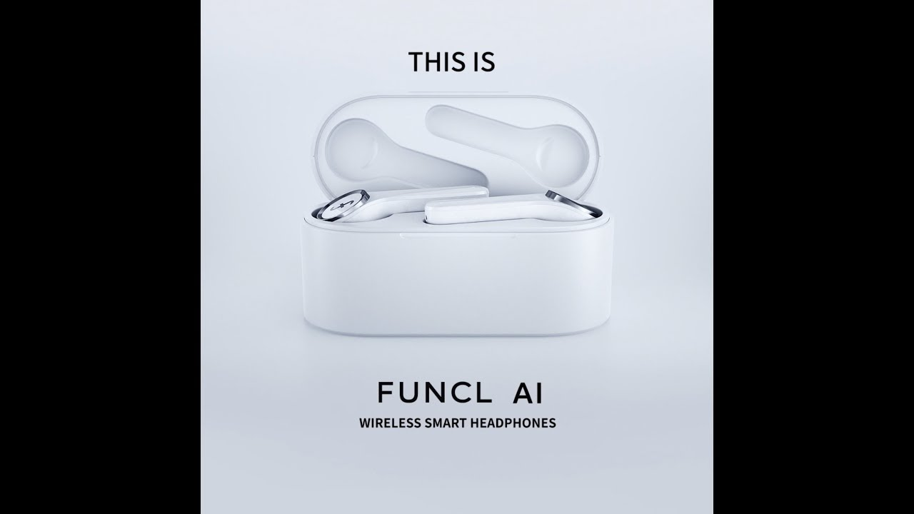 Funcl Wireless Headphones: Affordable Awesomeness | Indiegogo
