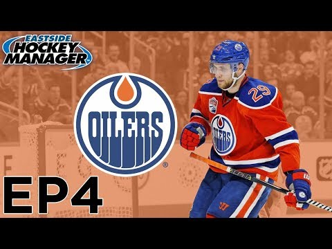 Eastside Hockey Manager: Edmonton Oilers EP4 - Dallas Stars and Columbus Blue Jackets