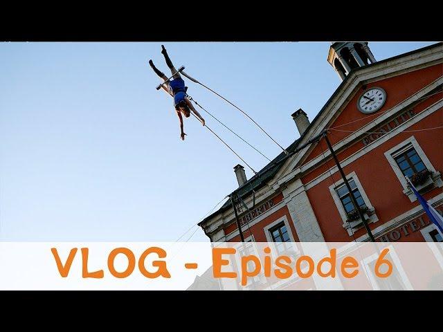 Vlog Notre Vie d'Artiste - Les journées des Saltimbanques à Bonneville