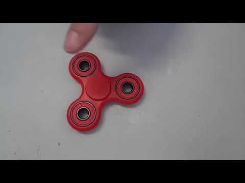 How To Make A Fidget Spinner FASTER-Easy Methods