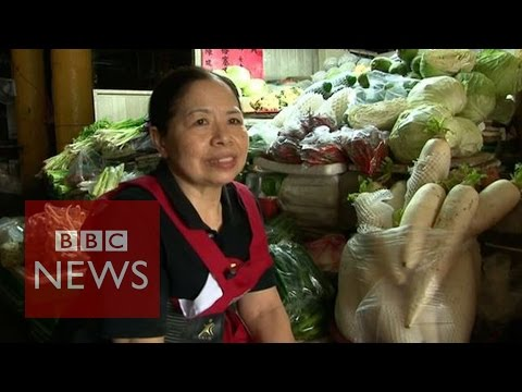 Taiwan's most unusual philanthropist? BBC News