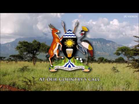 National Anthem of Uganda (English)