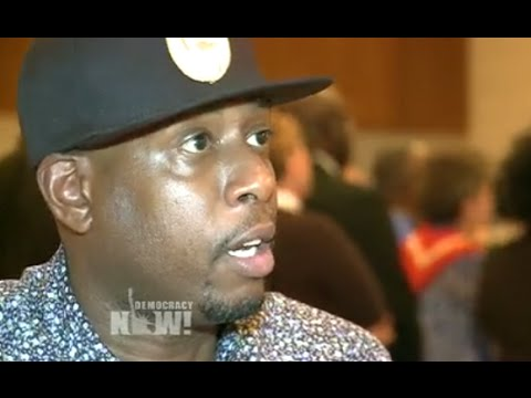 """Black Life is Treated With Short Worth"": Talib Kweli & Rosa Clemente on Michael Brown Shooting"