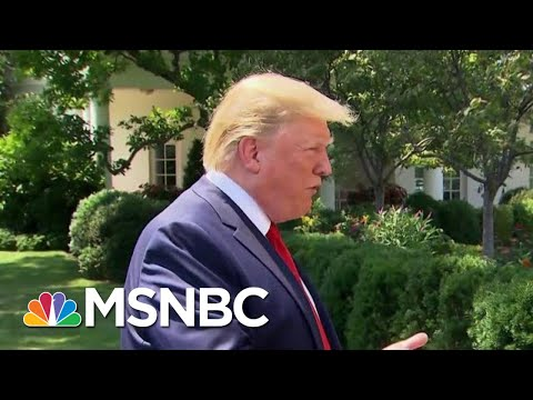 Donald Trump Digs In On Racially Divisive Attacks As 2020 Strategy | Deadline | MSNBC