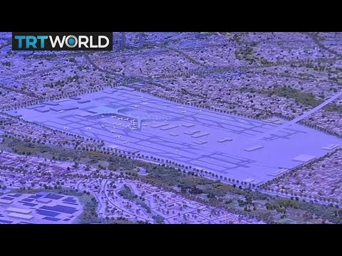 Egypt's New Capital: Construction Under Way For New Egyptian Capital