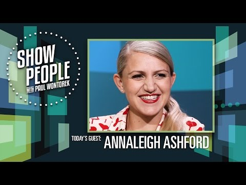 People with Paul Wontorek: Annaleigh Ashford of SUNDAY IN THE PARK WITH GEORGE