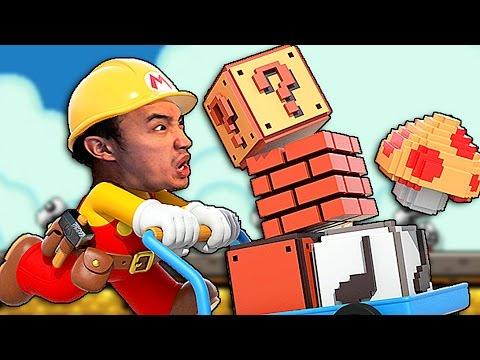J'EN AI TERMINÉ AVEC CE JEU ! | Super Mario Maker