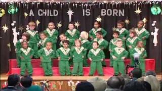 Rocking Around The Christmas Tree - Kids