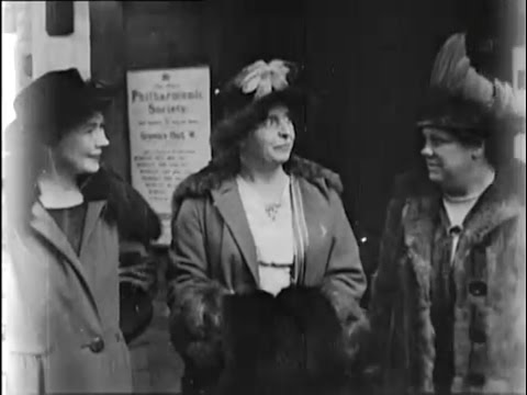 Will There Be Women MPs? (1917) | BFI National Archive
