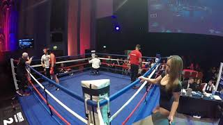 Ultra White Collar Boxing | London | Ring 1 | Beth Tyler VS Dan Ward