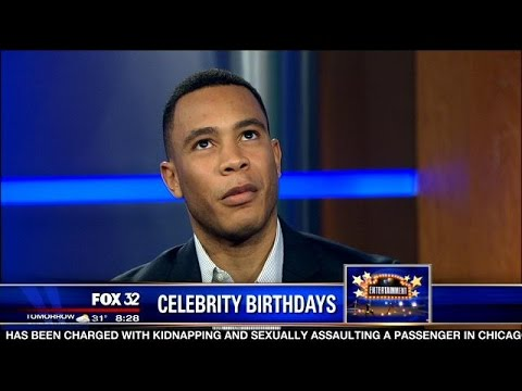 Trai Byers of 'Empire' plays the celebrity birthday game