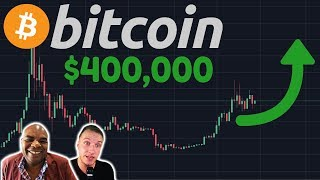 BITCOIN TO $400,000 IN THE FINANCIAL CRISIS!! | Davincij15 & MMCrypto Bitcoin Price Prediction