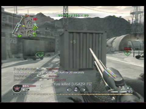 Call Of Duty 4 No Scopes