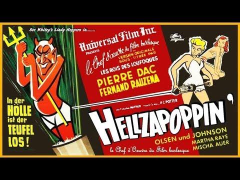 HELLZAPOPPIN'  (1941) - [Film Completo ITA]