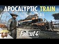 Fallout 4 Building An APOCALYPTIC BATTLE TRAIN At Bedford Station Ep 1 mp3