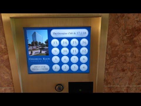 Tke Destination Dispatch System Thyssenkrupp Elevator