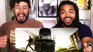 KICK trailer reaction review by Jaby & Chuck!