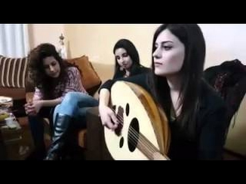 عمرو دياب معاك قلبي بصوت بنت روعه / Amr Diab - Maak Alby  - حصريآ 2017