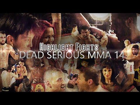 Recap: Dead Serious MMA 14