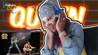 Queen - Cool Cat ( Lyric) Reaction