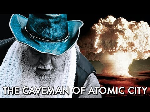 """""""THE CAVEMAN OF ATOMIC CITY"""" - feature documentary [FULL FILM]"""