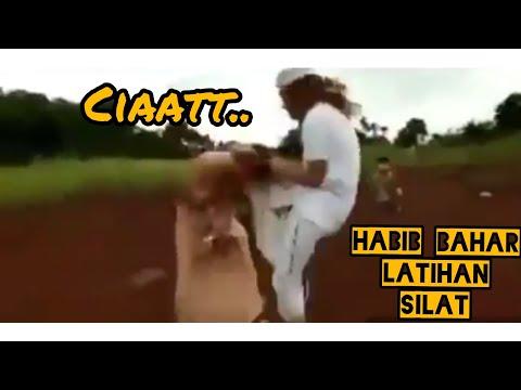Habib Bahar Bin Smith Latihan Silat