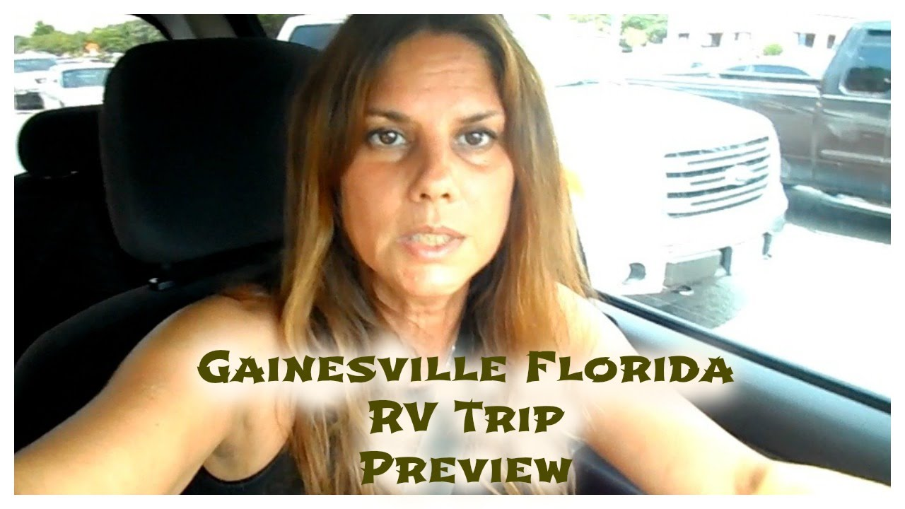 Gainesville RV Travel Trip Preview~ Subscribe for Full Videos