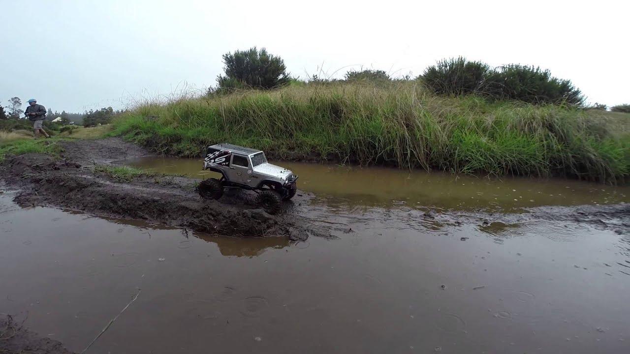 Crawler 974 dans la boue youtube for 4x4 dans la boue